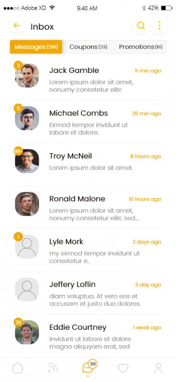 Inbox (Messages)